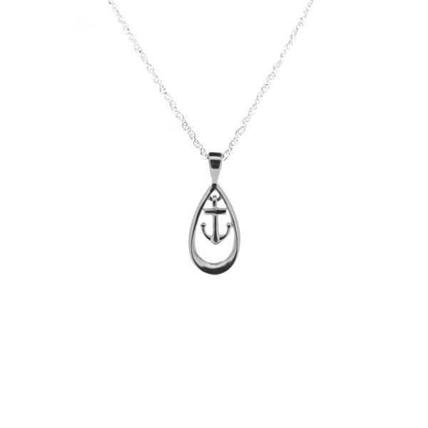 infinity silver chayle pendant studio web jewellery oval products black